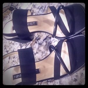 Nine West Sandals size 7.5